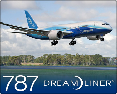 Plane  on Boeing 787 Dreamliner Specifications And Plane History